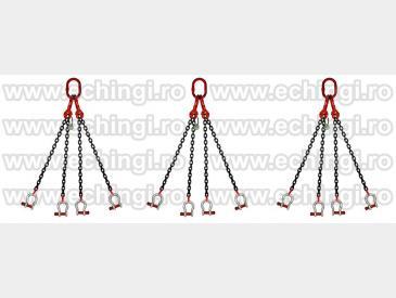 Lanturi macara ridicare cu cheie de tachelaj - 2
