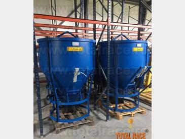 Cupe de beton diferite capacitati cu livrare imediata din stoc sau la comanda  - 4