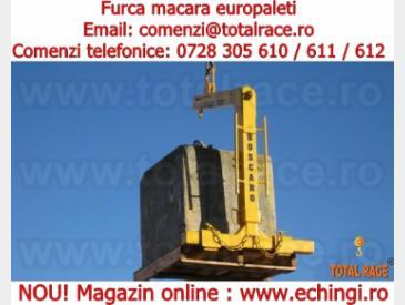 Dispozitiv ridicare cu furci pentru macara stoc Bucuresti - 2
