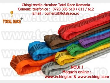Magazin chingi textile de ridicare Total Race - 2