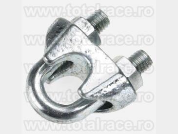 Bride cablu turnate DIN 741 - 2