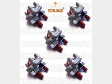 Bride cablu forjate Crosby  - 4