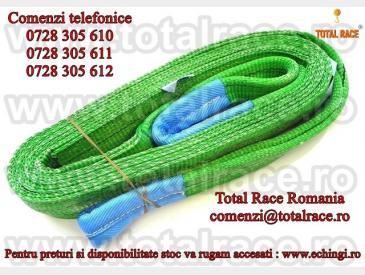 Chingi de ridcare cu urechi, chingi textile circulare - 2