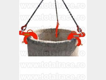 Clesti de ridicare , cleme de ridicare , echipamente de ridicare Total Race - 3