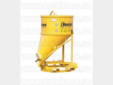 Cupe beton stivuitor Total Race - 5