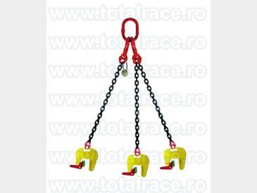 Clesti de ridicare , cleme de ridicare , echipamente de ridicare Total Race - 5