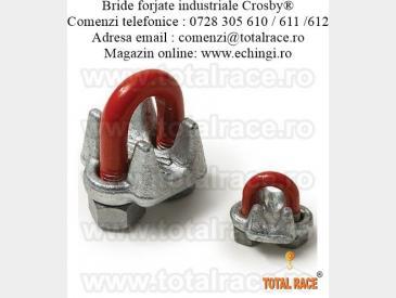 Bride cablu forjate Crosby  - 2