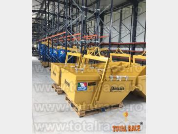 Bene si cupe de beton diferite capacitati pana la 2 mc Total Race - 2
