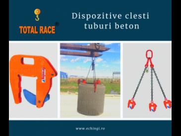 Clesti de ridicare , cleme de ridicare , echipamente de ridicare Total Race - 4