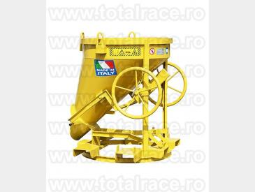 Cupe beton stivuitor Total Race - 2