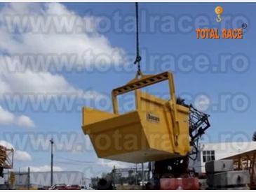 Bena beton utilaje de constructii livrare stoc Bucuresti - 5