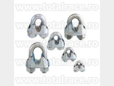 Bride cablu turnate DIN 741 - 4