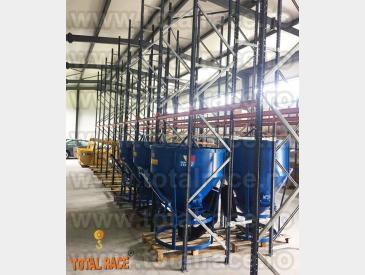 Cupe de beton productie Italia Total Race - 4