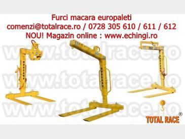 Dispozitive ridicare cu furci pentru macara cu lame de 1000 mm - 3