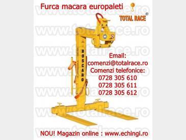 Dispozitiv ridicare cu furci pentru macara stoc Bucuresti - 3