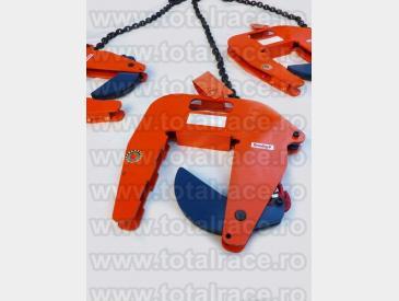 Clesti pentru manevrarea verticala a tuburilor de beton - 5