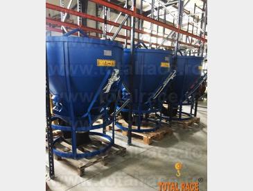 Cupe de beton diferite capacitati cu livrare imediata din stoc sau la comanda  - 5
